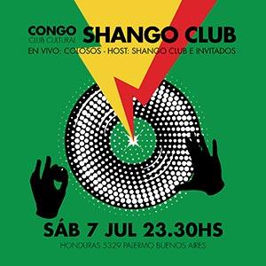 Colosos en Congo Club Cultural