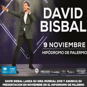 David Bisbal en Argentina