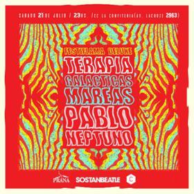 Festiflama Deluxe // Terapia - Galácticas Mareas - Pablo Neptuno en La Confitería
