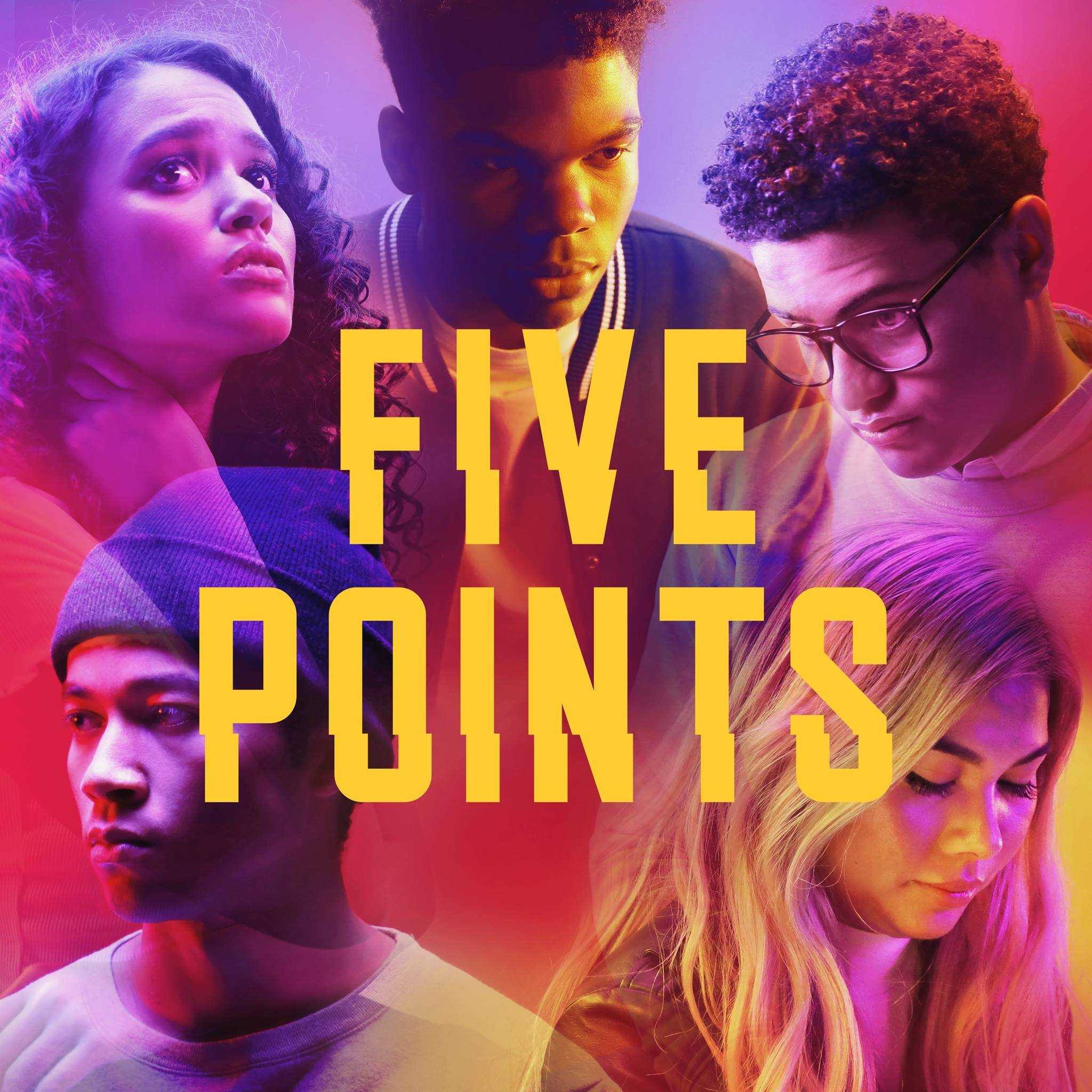 """Five Points"": La primera apuesta en ficción de Facebook Watch"