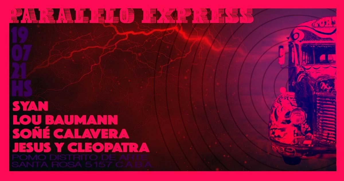 Paralelo Express en POMO