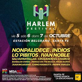 Harlem Festival en Santa Fe