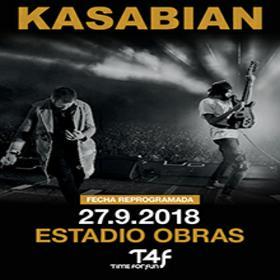 Kasabian en Argentina
