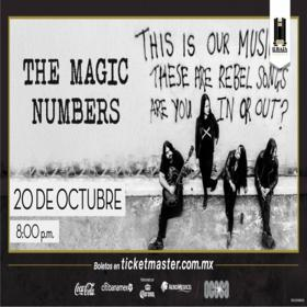 The Magic Numbers en México