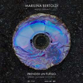 Marilina Bertoldi en Niceto Club