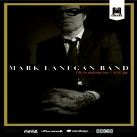 Mark Lanegan en México