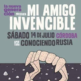 Mi amigo Invencible + Conociendo Rusia en Córdoba