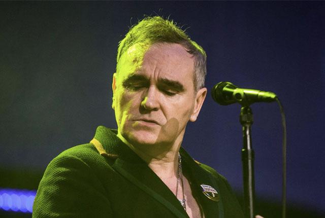 Morrissey reprogramó dos shows por un problema de salud