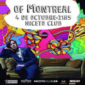Of Montreal en Argentina