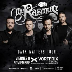 The Rasmus en Argentina