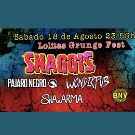 Lolitas Grunge Fest Vol.1 en Bar en Vivo