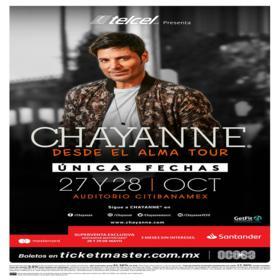 Chayanne en Monterrey