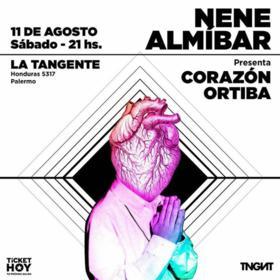 Nene Almíbar en La Tangente