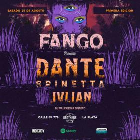 Dante Spinetta y Jvlian en La Plata