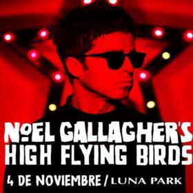 Noel Gallagher en el Luna Park