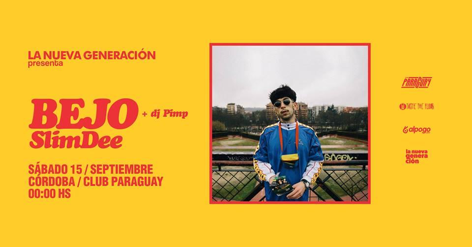 Bejo en Córdoba