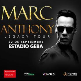 Marc Anthony en Argentina