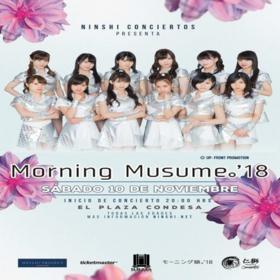Morning Musume en México