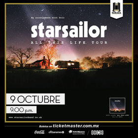Starsailor en México