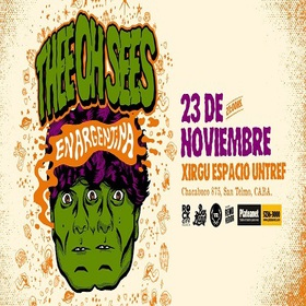 Thee Oh Sees en Argentina