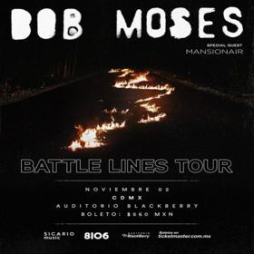 Bob Moses en México