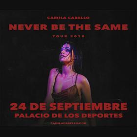 Camila Cabello en Ciudad de México