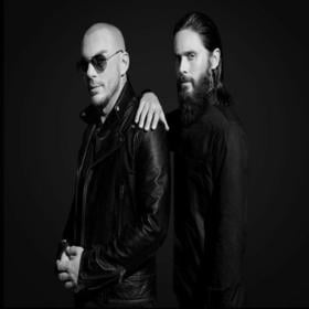 Thirty Seconds To Mars en Ciudad de México