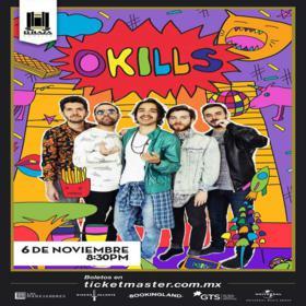 Okills en México