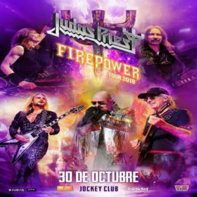Judas Priest en Perú