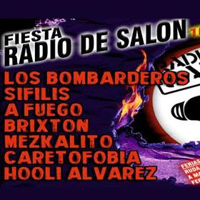 Fiesta 10 años de Radio de Salón