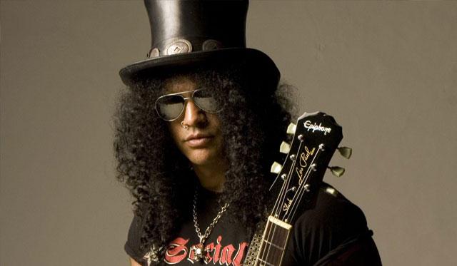 Slash admite que los temas de Guns N'Roses son sexistas
