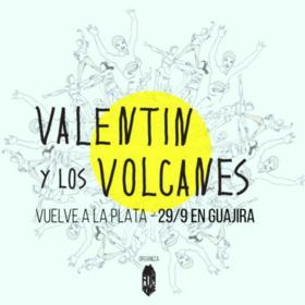 Valentín y los Volcanes en Guajira