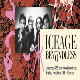 Iceage en México