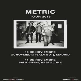 Metric en Barcelona