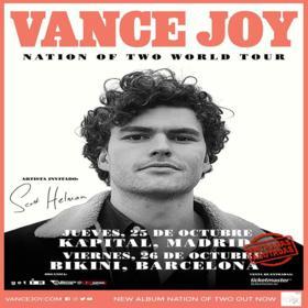 Vance Joy en Madrid