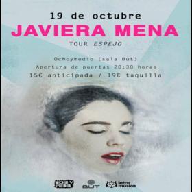 Javiera Mena en Madrid