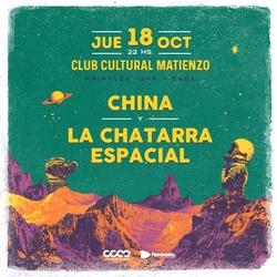 La Chatarra Espacial en El Club Cultural Matienzo