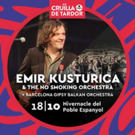 Emir Kusturica & The No Smoking Orchestra en Barcelona