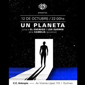 Un Planeta en Quilmes