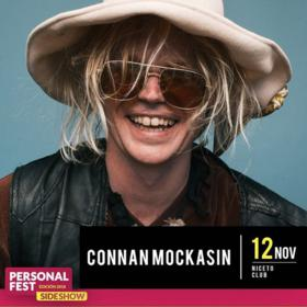 Connan Mockasin en Niceto Club