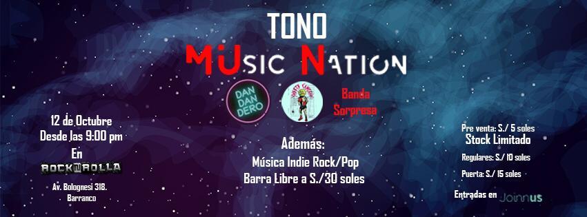 Tono Music Nation