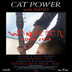 Cat Power en Barcelona