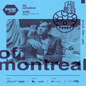 Of Montreal en Perú
