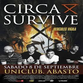 Circa Survive en Argentina