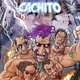 Cachito Rock (Luis Aranosky) en Podestá