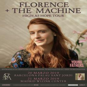 Florence and the Machine en Madrid