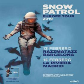 Snow Patrol en Madrid