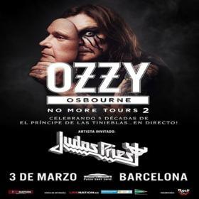 Ozzy Osbourne en Barcelona