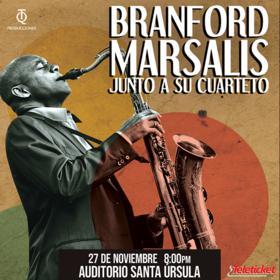 Branford Marsails en Perú
