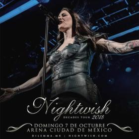 Nightwish en México